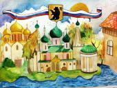 Итоги XI конкурса «Рисую мой город»