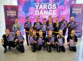 3 места «СТРаНа» заняла на Открытом кубке «Yarosdance Cup»
