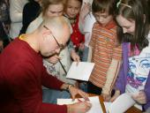 Мастер-классный Константин Бронзит – аниматор и человек!